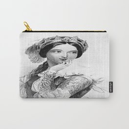 Princess of France Carry-All Pouch