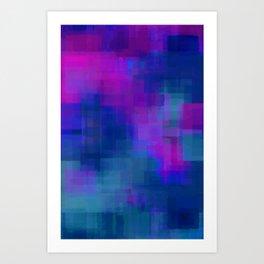 Digital#2 Art Print