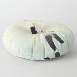 Pandachute Floor Pillow