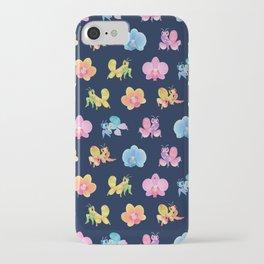 Orchid mantis - Dark iPhone Case