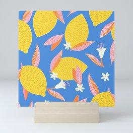 Lemons Mini Art Print