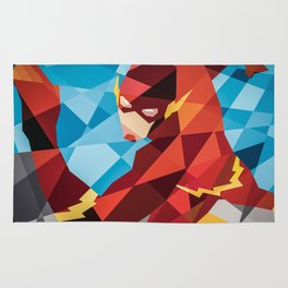 DC Comics Flash Rug