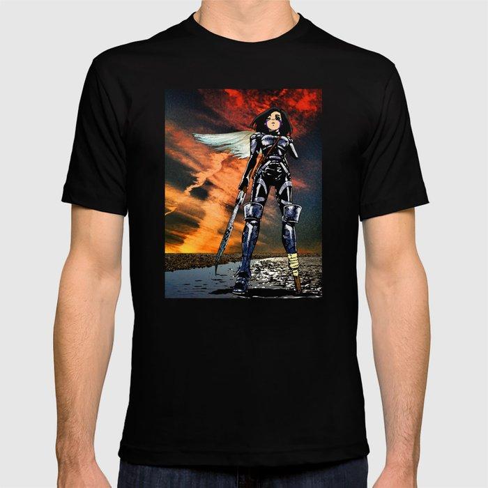 Ouroboros – Battle Angel Alita T-shirt