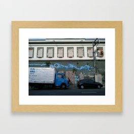 zezao Framed Art Print