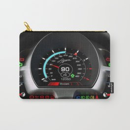 Koenigsegg Agera interior dashboard Carry-All Pouch