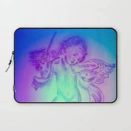 Heavenly apparition  Angel Music Laptop Sleeve