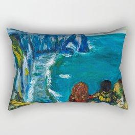 Etretat Rectangular Pillow