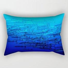Zebra Fish Rectangular Pillow