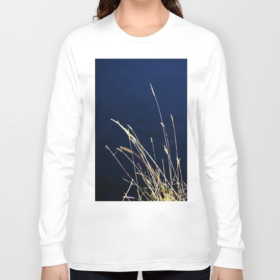 Evening Grass Long Sleeve T-shirt