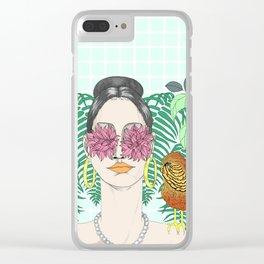 Metanoia Clear iPhone Case