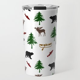 Moose Bear Travel Mug