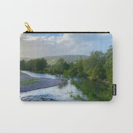 River Usk, Abergavenny Carry-All Pouch
