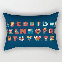 The Alflaget 3 Rectangular Pillow