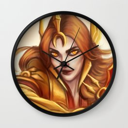 The Radiant Dawn  Wall Clock