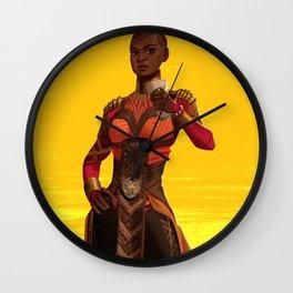 Okoye Wall Clock