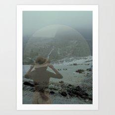 windflow Art Print