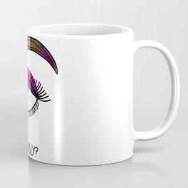 Seriously? *rolling eyes* Coffee Mug