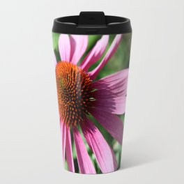 Purple Conflower Travel Mug