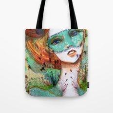 Vanity Verde Tote Bag
