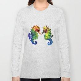 Love of Seahorses Long Sleeve T-shirt