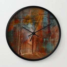 La Puerta Wall Clock
