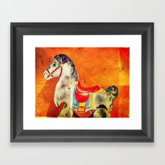 Yesterday.. Framed Art Print