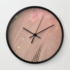 tutu Wall Clock