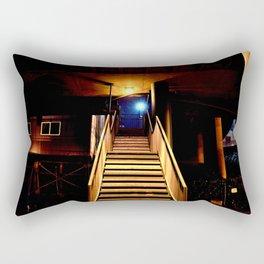 Front Street Darkness Rectangular Pillow