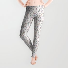 Cute Dungeons and Dragons Pattern Leggings