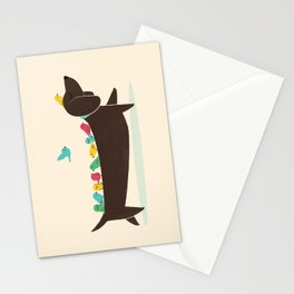 Bird Dog Stationery Cards