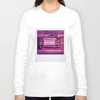 sarcasm Long Sleeve T-shirts featuring Sarcasm by Li9z