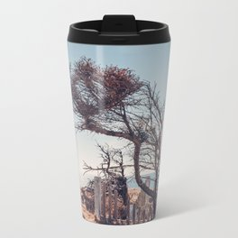 Graveyard by the sea Travel Mug