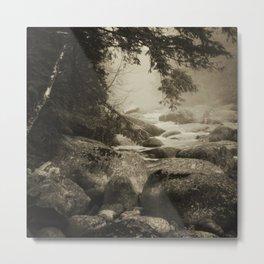 Mountain Brook Metal Print