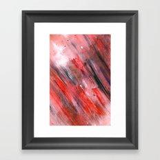 Acryl-Abstrakt 44 Framed Art Print