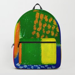 Snazzy Artsy Backpack