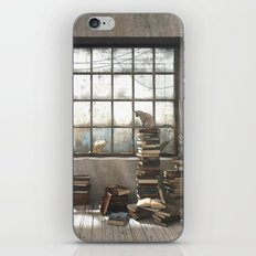 The Introvert iPhone & iPod Skin