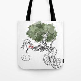 Evolve - Human Nature Tote Bag