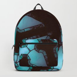 Stained Wheel Backpack
