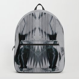 Black dress (Oh, those curves, baby!) Backpack