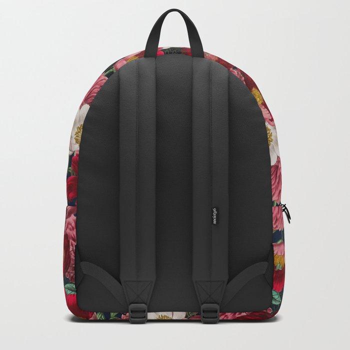 Flower garden III Backpack