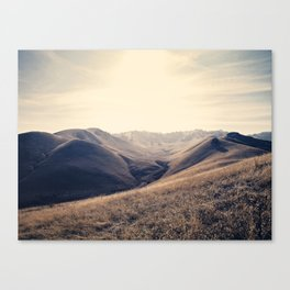 Exclusion Canvas Print
