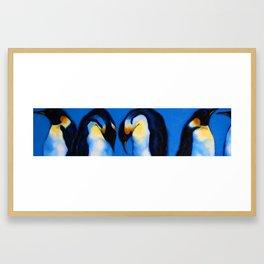 The Emperors Framed Art Print