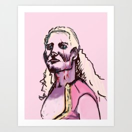 I, Tonya Art Print