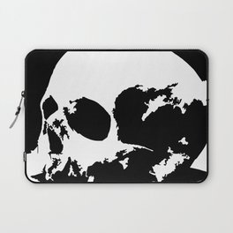 Skull dual Laptop Sleeve