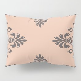 Rococo Floral Elements I Pillow Sham
