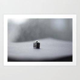 Little Secret Box Art Print