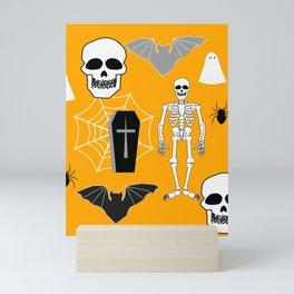 Halloween: Boo crew Mini Art Print