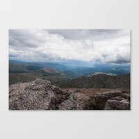 colorado Canvas Prints featuring Colorado by Ashley Hirst Photography