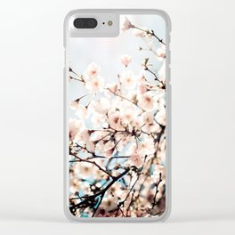 Lightness of Being Clear iPhone Case