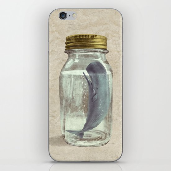 Extinction iPhone & iPod Skin